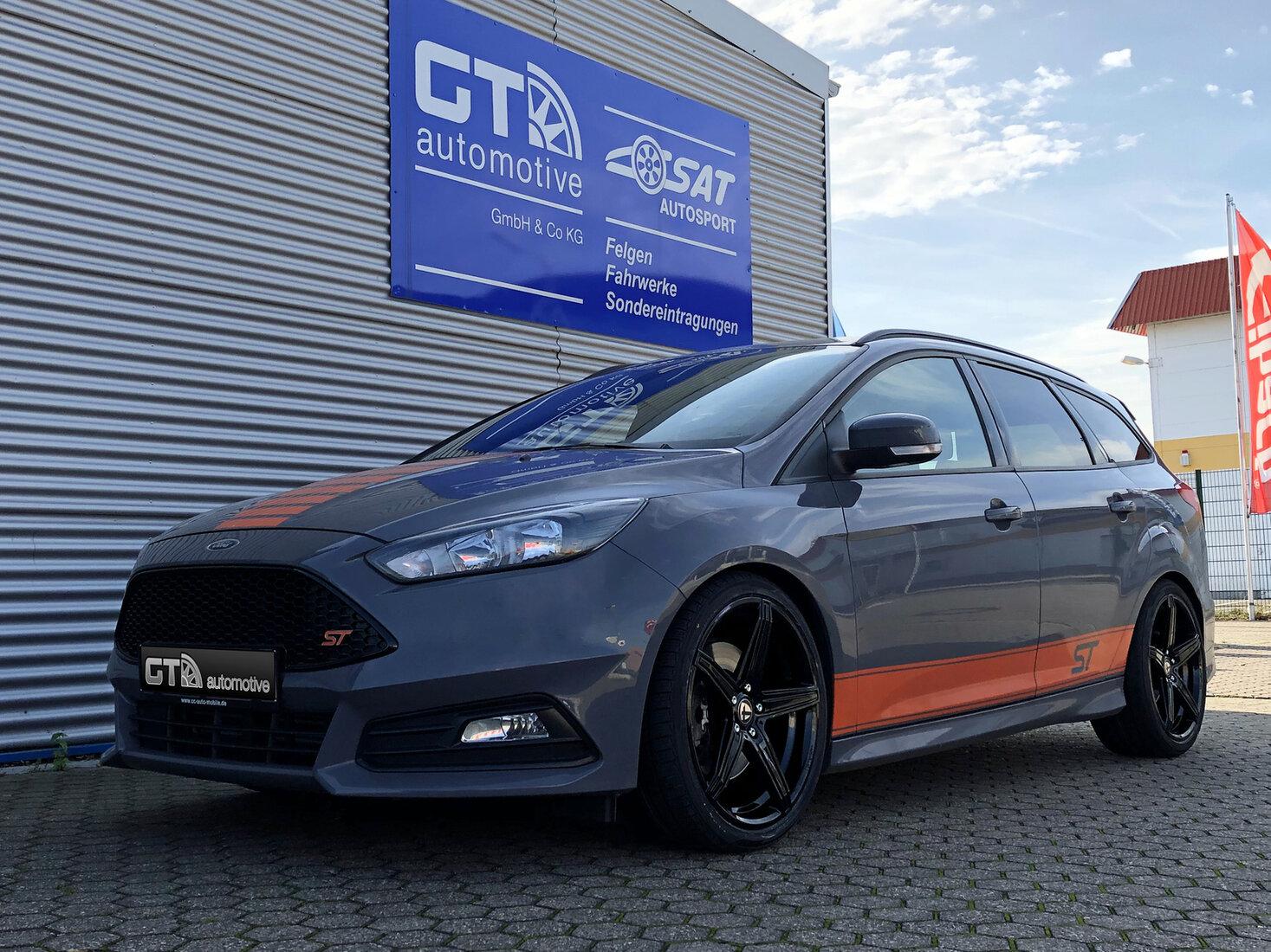 H/&R Federn Sportfedern Tieferlegung Ford Focus ST Limo// Sedan